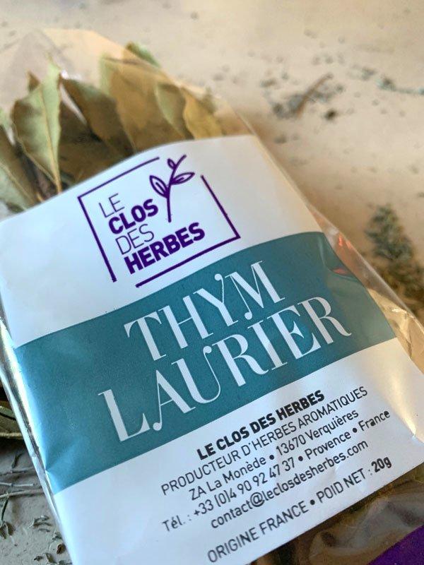 Le Clos des Herbes, producteur de Thym et Laurier sec en Provence